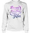 Beware I Have A Crazy Best Friend T Shirt
