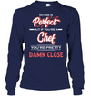 Chef - No One Is Perfect T Shirt
