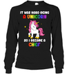 So I Became A Chef T Shirt