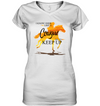 I Know I Ride Like A Cowgirl T Shirt