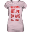 No Sleep No Cash No Time T Shirt