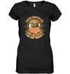People Come And Go Pugs T Shirt
