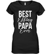 Best Effing Papa Ever T Shirt