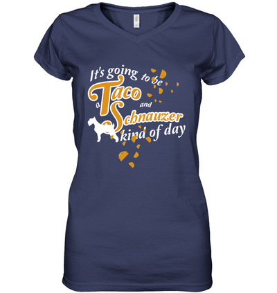 Taco And Schnauzer Kind Of Day T Shirt
