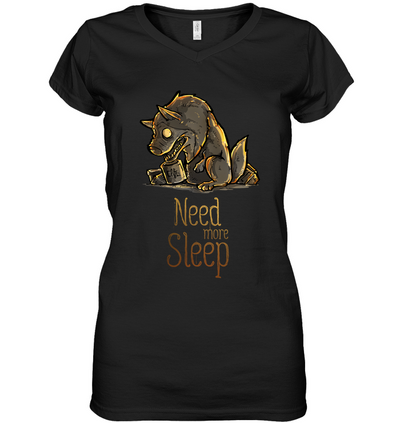 Husky - Need More Sleep T Shirt