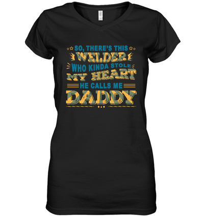 This Welder Who Kinda Stole My Heart T Shirt