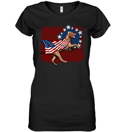 Independence Day Pitbull T Shirt