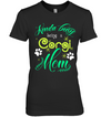 Kinda Busy Being A Corgi Mom T Shirt