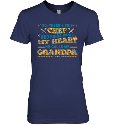 This Chef - He Calls Me Daddy T Shirt