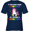 So I Became A Secretary T Shirt