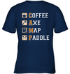 Coffee Camping T Shirt