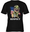 Pug - Soldier T Shirt