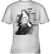 Dad - A Son Holds Your Hand T Shirt