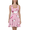 You Are Magical Pink Unicorn Skater Dress