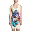 You Can Fly Rainbow Unicorn Dress