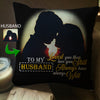 Loved You Then - Love You Still - Always Have - Always Will Husband Custom Pillow Cover