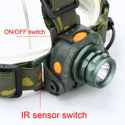 Sensor Head Light - HimalayasGears.com