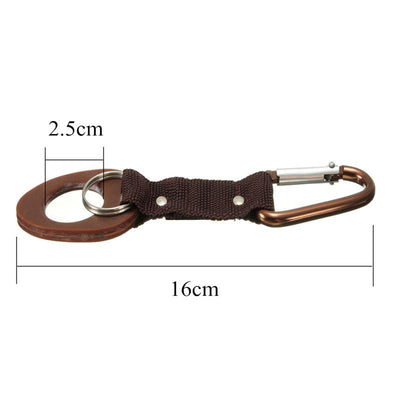 Outdoors Sports Water Bottle Buckle Hook - HimalayasGears.com