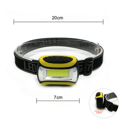 Mini Waterproof Outdoors Headlight Headlamp - HimalayasGears.com