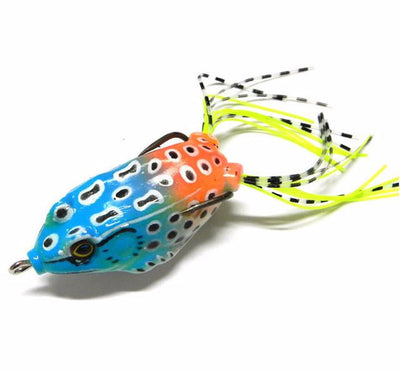Frog Fishing Lure Soft For Bait Lures Fish Plastic Silicone