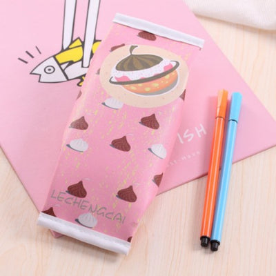 Kawaii French Fries Pencil Cases School