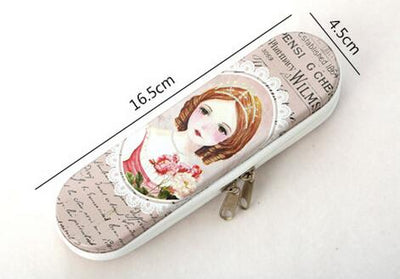 New Vintage Princess Alisa Pencil Cases