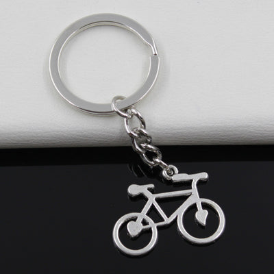 Bicycle Pendants Keychain