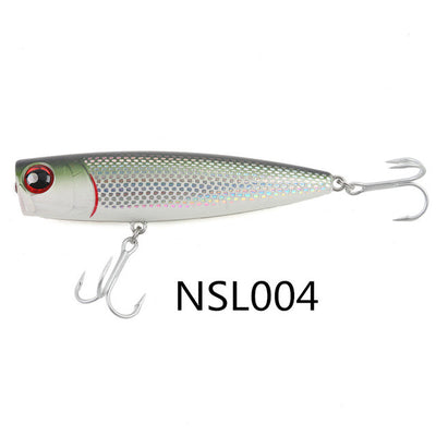 Fishing Lure Artificial Bait With Treble Hooks Hard Fishing Bait