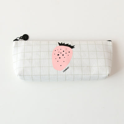 Cute Kawaii Fruit Cake Macaroon Cookie School Pencil Cases