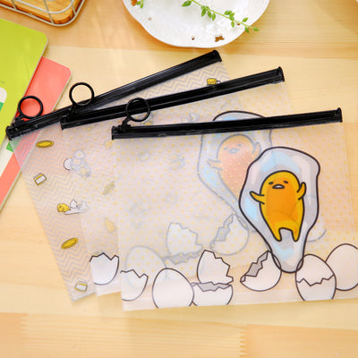 Cute Cartoon Gudetama School Pencil Cases