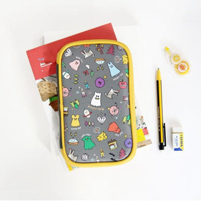 School Stationery Papelaria Pencil Cases
