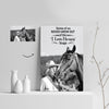 Some of Us Never Grow Out of the 'I Love Horses' Stage - Horse Canvas Print