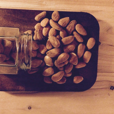 Easy Home-made Almond Milk