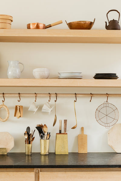 How To Combat Stress by Emptying a Kitchen Drawer