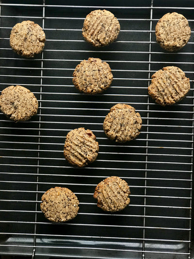 Super Lemon Sugar-Free Vegan Gluten-Free EASY TO MAKE Cookies