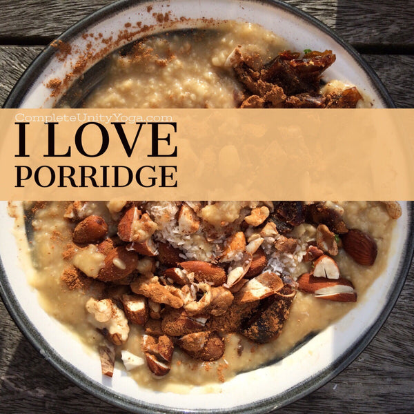 Power Porridge - I Love Porridge