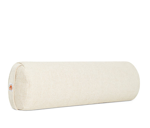 What Do I Need For Yoga Class - Top 7 Things You Need to Begin Yoga. a white bolster