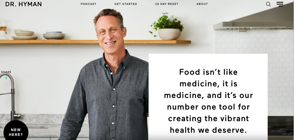 Top 7 Best Recipe Websites - Complete Unity Yoga - Dr Mark Hyman