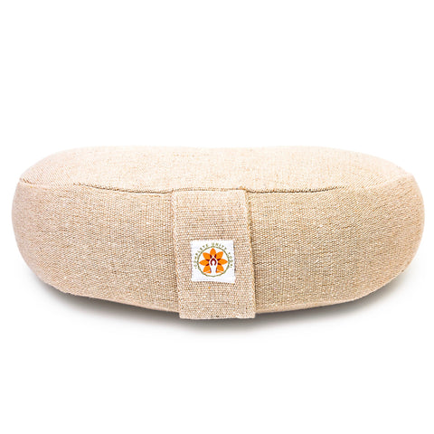 6 Best Meditation Cushions 2020 Natural Meditation Cushion by Complete Unity Yoga