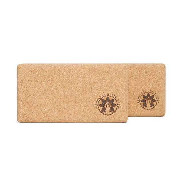 FIVE TREE CORK ECO YOGA BLOCKS