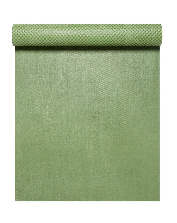 Green Eco Yoga Mat - Arial View - Complete Unity Yoga