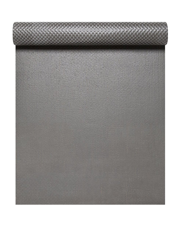 Grey Eco Yoga Mat - Arial View - Complete Unity Yoga