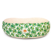 Yoga Meditation Cushion - Mindful Jungle - Complete Unity Yoga - Front View