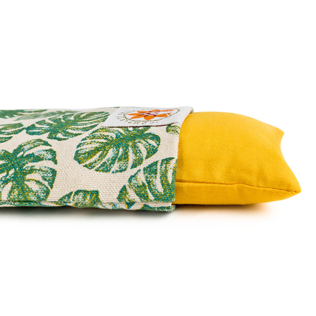 Mindful Jungle Eye Pillow - Yoga - Relaxation - Complete Unity Yoga