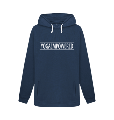 Organic Yoga Clothing - Yoga Empowered Hoody- Complete Unity Yoga