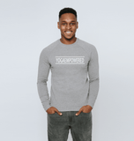 Yoga Empowered  Organic Men's Yoga Jumper