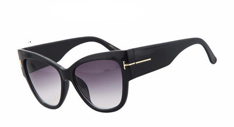 Tshing Ray Cat Eye Women Sunglasses UV400 Multiple Colors Available