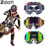 Zdatt Motocross Goggles Multiple Colors Available.