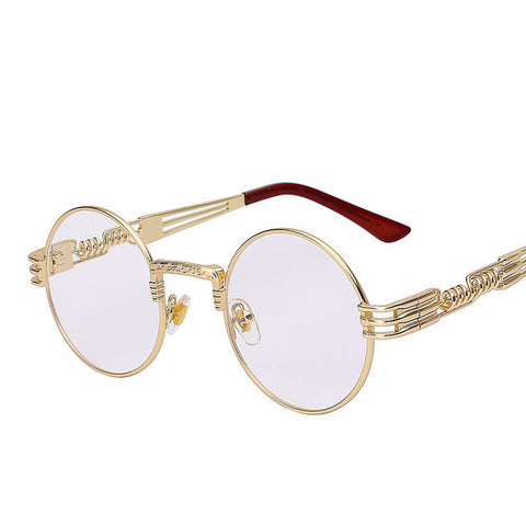 Xiu Steampunk Women Sunglasses UV400 Multiple Colors Available