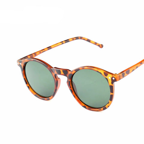 KEHU Round Women Sunglasses multiple colors